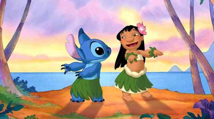 فيلم Lilo & Stitch (2002)