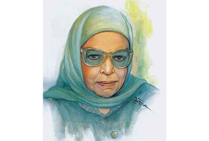 عائشة عبد الرحمن