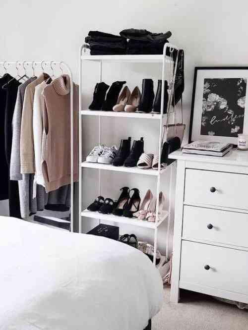 ديكورات شقق صغيرة لغرفة النوم