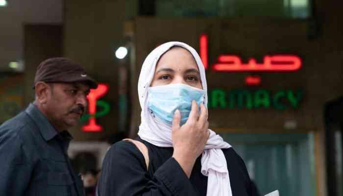 تطورات فيروس كورونا في مصر