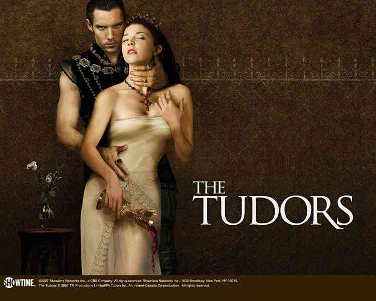 مسلسل The Tudors