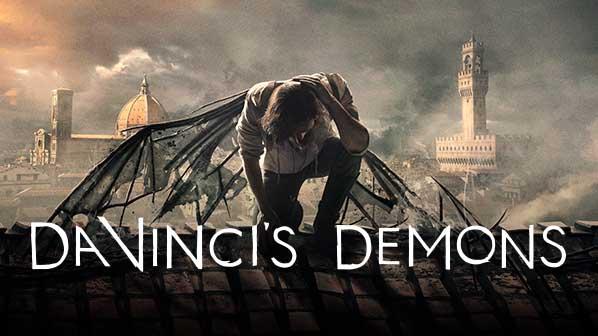 مسلسل Da Vinic's Demons