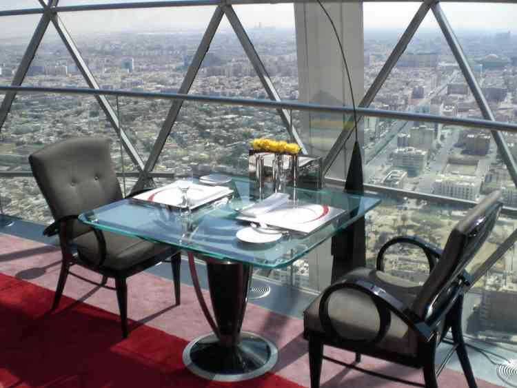 أفضل مطاعم الرياض مطعم ذا جلوب
