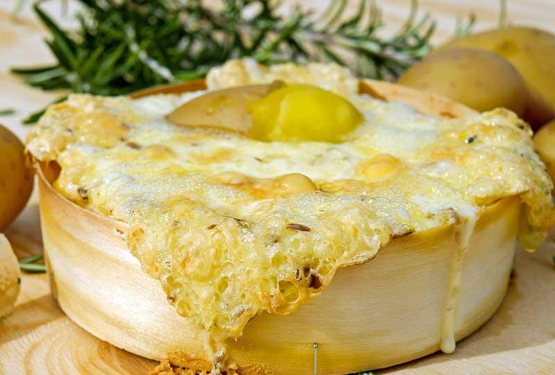طريقة عمل البطاطس البيوريه في الفرن