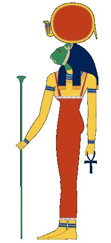 الأبراج الفرعونية- سهمت
