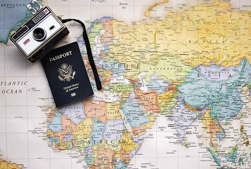 مشروع شركة رحلات سياحية