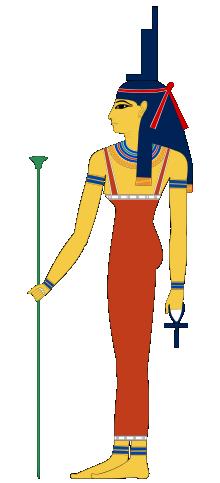 برج إيزيس في الأبراج الفرعونية