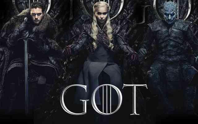 مسلسلات أكشن مسلسل Game of Thrones
