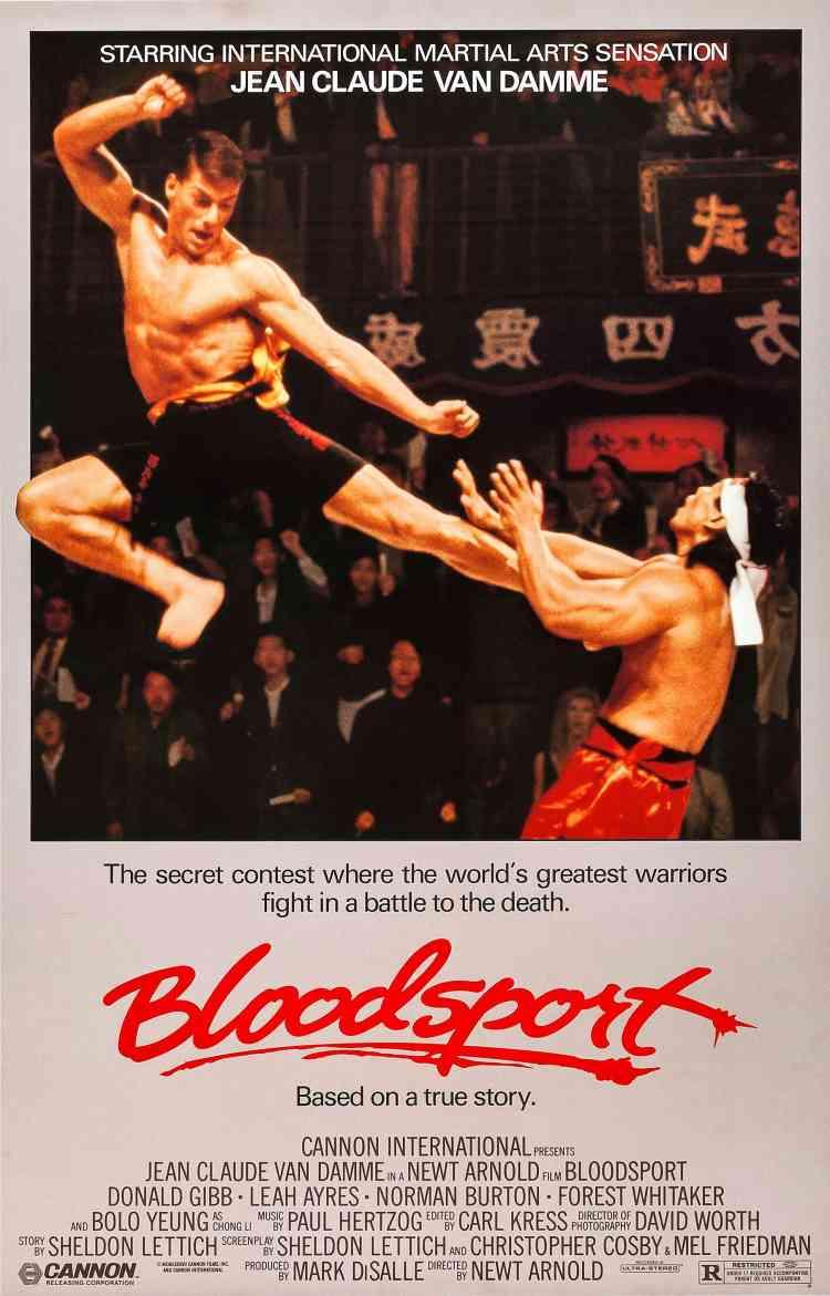أفلام فاندام Bloodsport