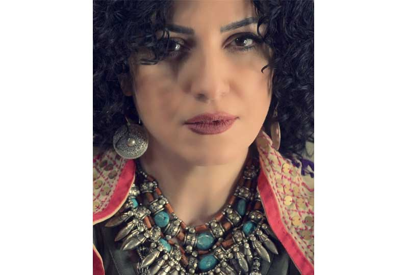 ريهام عبدالغفور بلوك بوهيمي مميز
