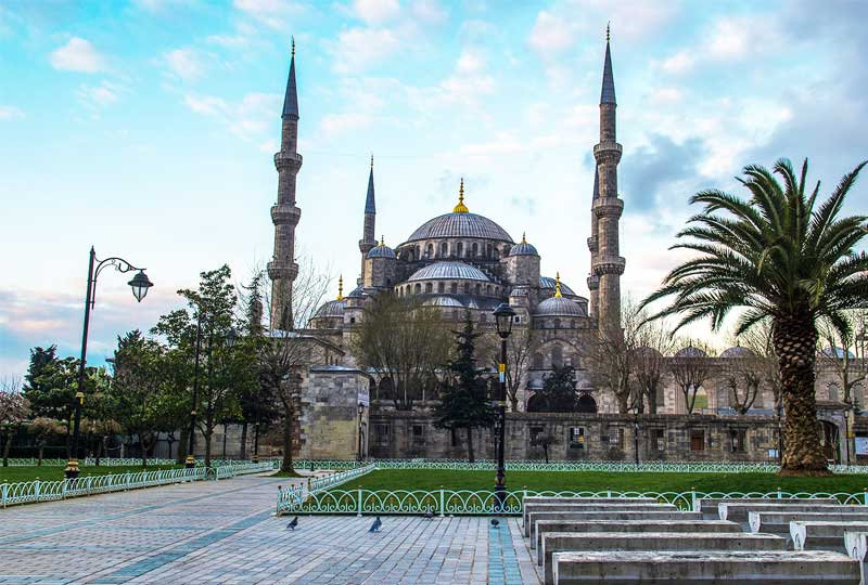 أماكن سياحية في تركيا منطقة السلطان أحمد