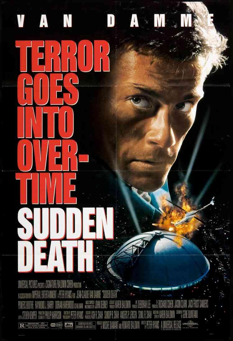 أفلام فاندام Sudden Death