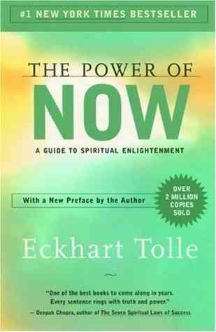 كتب عن تطوير الذات من بينها قوة الآن- إيكارت تول