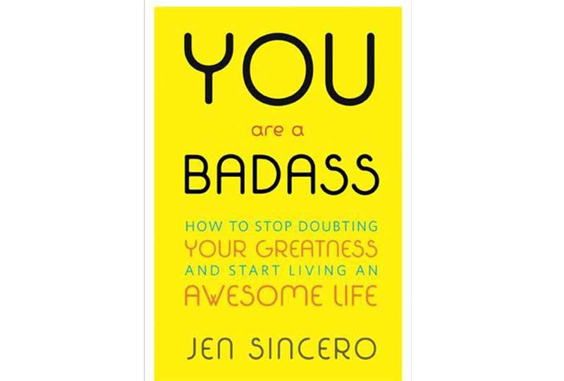 كتاب You are a badass