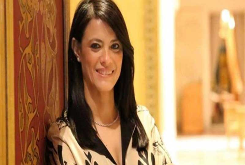 رانيا المشاط وزيرة الصحة