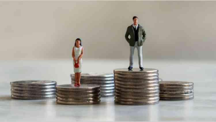 النسوية - فجوة الأجور بين الجنسين