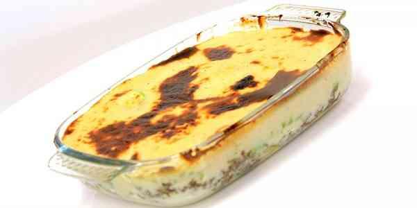 أكلات رمضان طريقة عمل الكوسة بالبشاميل
