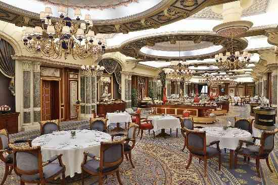 أفضل مطاعم جدة مطعم ريحانة