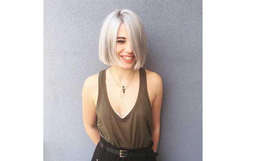 قصات الشعر -المناسبة للوجه البيضوي