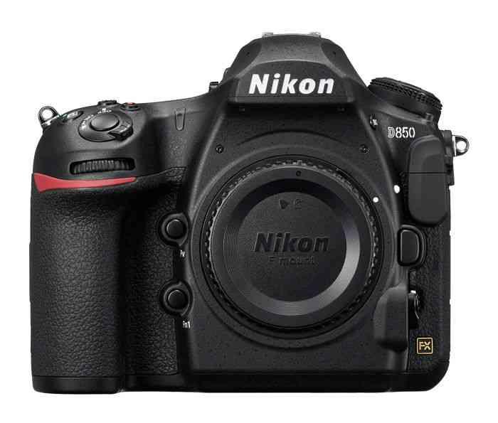 كاميرا Nikon D850