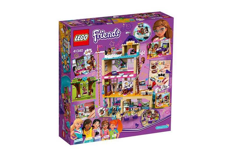 Friendship House LEGO