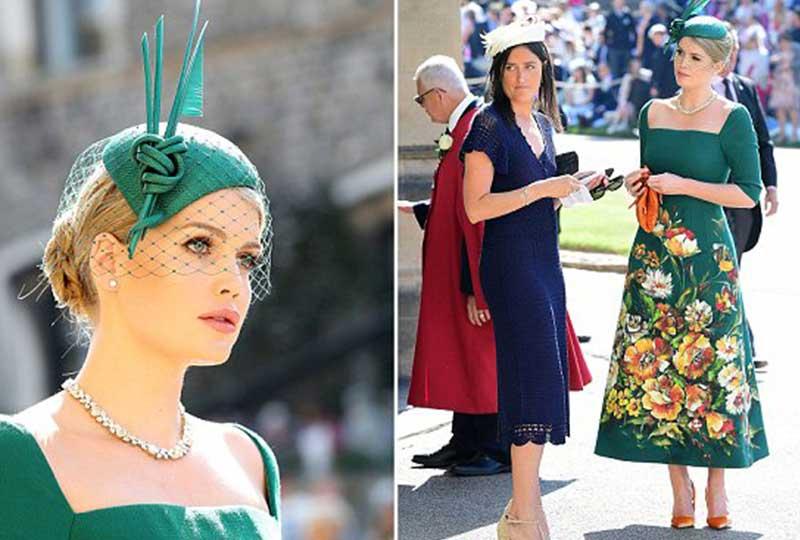 لورا فيلوز قريبة الأميرة ديانا
