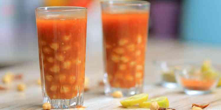 طريقة عمل حمص الشام بالطماطم