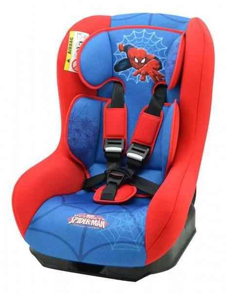 كرسي أطفال للسيارة نانيا