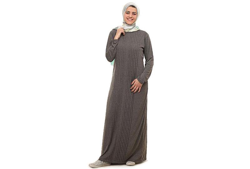 فستان محجبات كاجوال