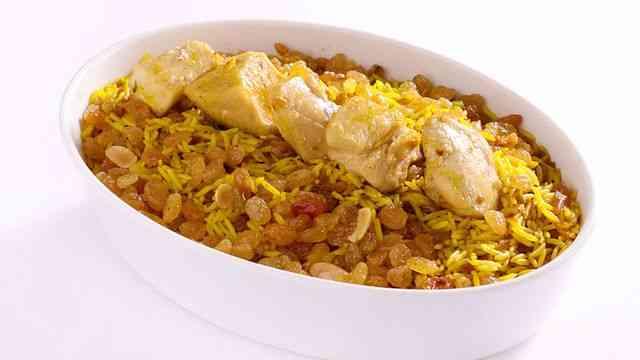 طريقة عمل الأرز البسمتي بالفراخ