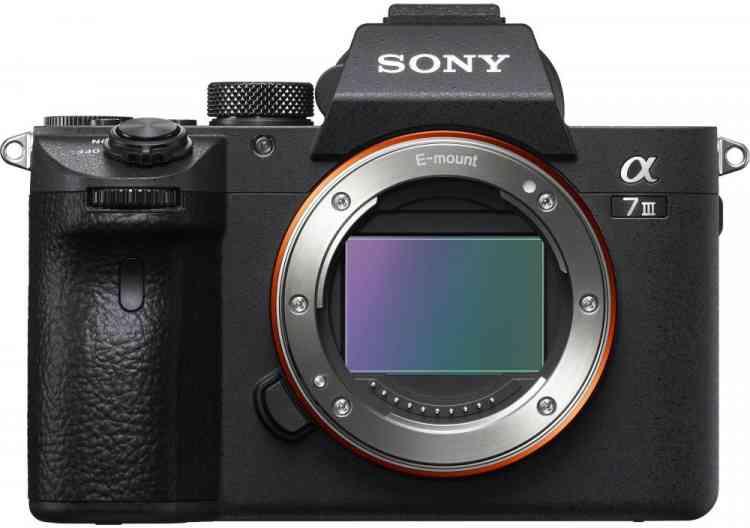 كاميرا Sony Alpha A7 III