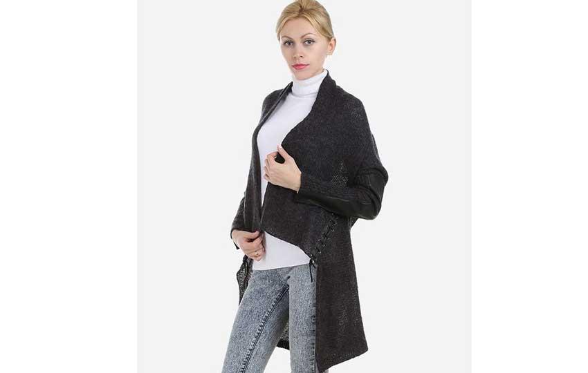 ملابس الشتاء - الكارديجان الطويل