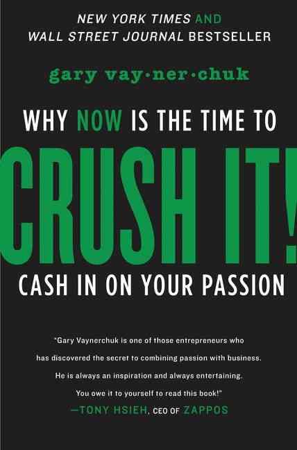 كتب ريادة الأعمال كتاب Crush It
