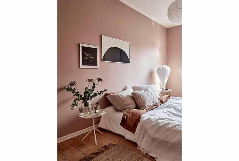 الكشمير في غرف النوم