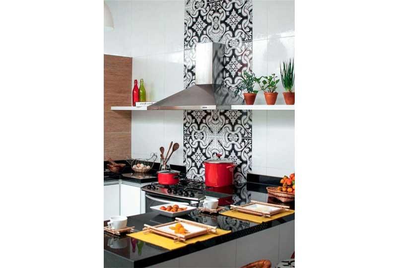 ديكورات حوائط سيراميك للمطبخ