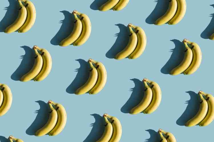 خفض الوزن في رجيم الموز