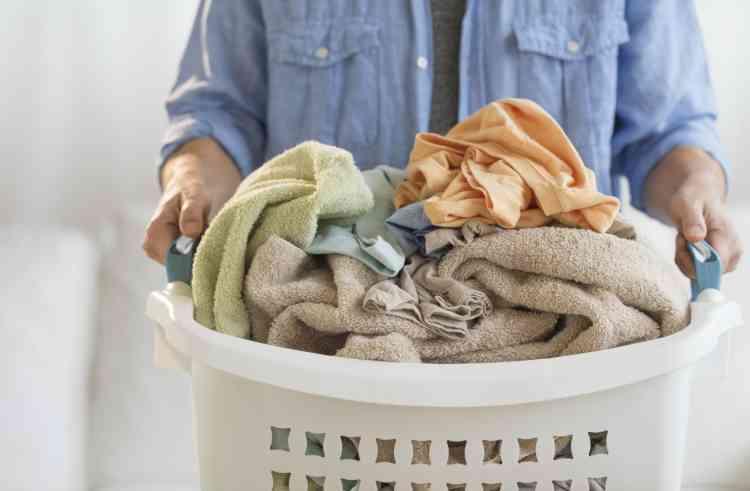 تطهير الملابس