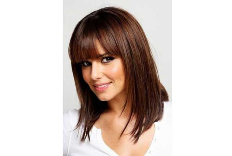 تسريحة شعر قصير