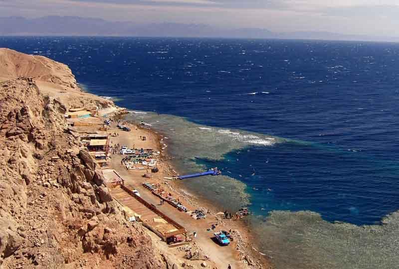 مدن عربية سياحية دهب
