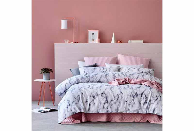 حائط كشمير في غرف النوم