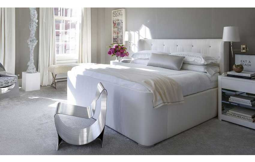 ديكورات شقق مودرن - غرفة النوم
