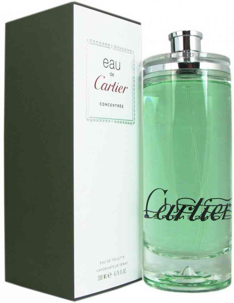 عطر كارتير Eau De Cartier Concentree - Eau De Toilette