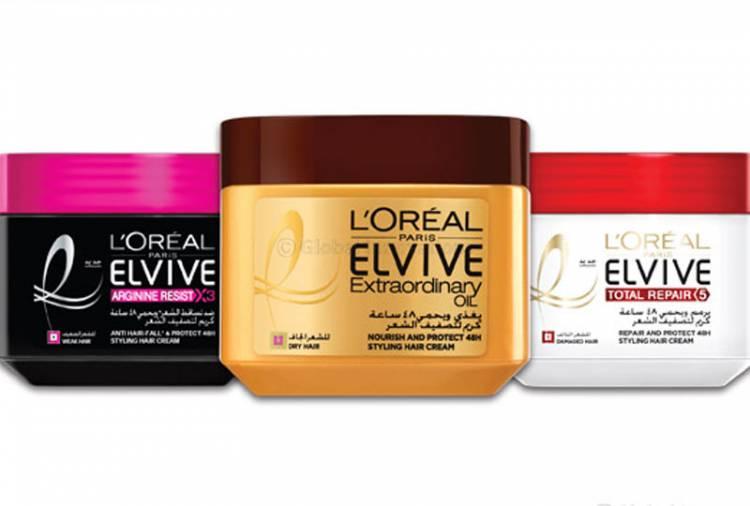 كريم لوريال للشعر - ElVive Hair Cream