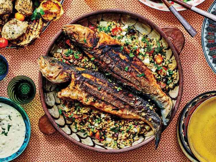 طريقة عمل السمك المقلي على الطريقة الهندية