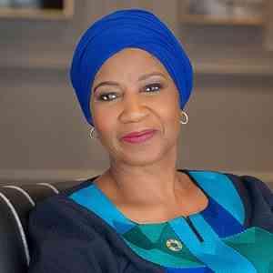 فومزيل ملامبو- نجوكا المديرة التنفيذية لهيئة الأمم المتحدة للمرأة
