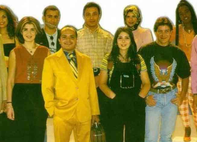 أفلام محمد هنيدي -صعيدي في الجامعة الأمريكية