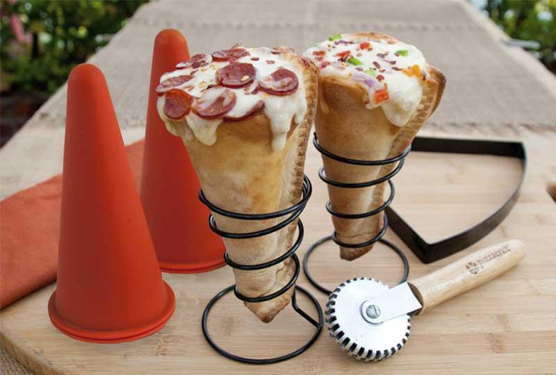 طريقة عمل البيتزا كون البيتزا