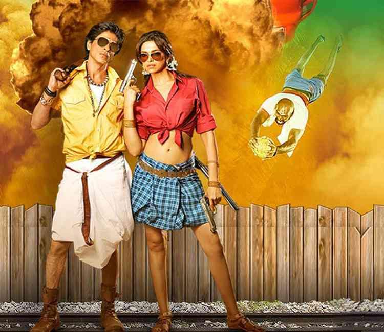 فيلم شاروخان Chennai Express