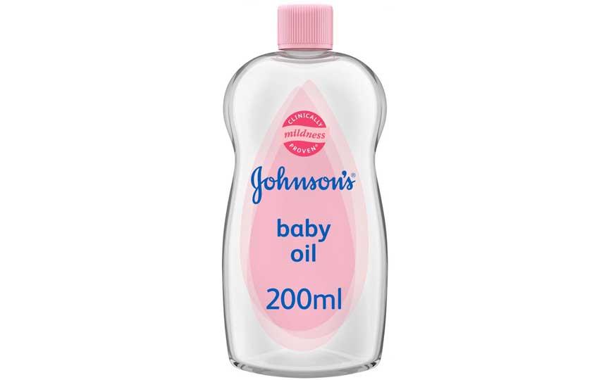 زيت جونسون للأطفال