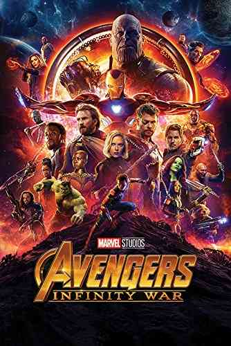 من افلام الأكشن Avengers: Infinity War